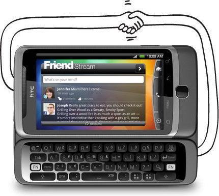 HTC A7272 Desire Z