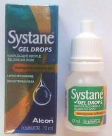 Alcon Systane  gel Drops 10 ml
