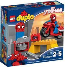 LEGO Duplo Motocyklowy warsztat SpiderMana