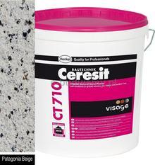 Ceresit CT 710 VISAGE 20kg Tynk ozdobny Kamień Naturalny - efekt granitu - Pata
