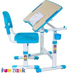 Fun Desk Piccolino II Blue