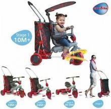 Smart Trike 4w1 Go touch