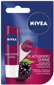 Nivea Pomadka ochronna do ust Blackberry Shine 4,8 g