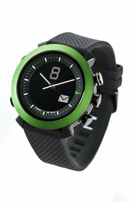 Cogito Classic Czarno-zielony