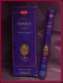 Hem MIRRA / MYRRH - Kadzidełka -MYRRH-6