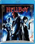 Hellboy Blu-Ray) Guillermo del Toro