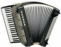 Hohner Morino V 120 De Luxe akordeon (czarny)