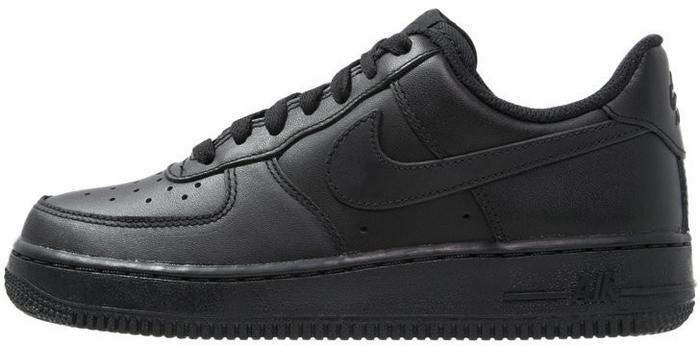 NIKE AIR FORCE 1 '07 ESSENTIAL AO2132 005 | kolor CZARNY