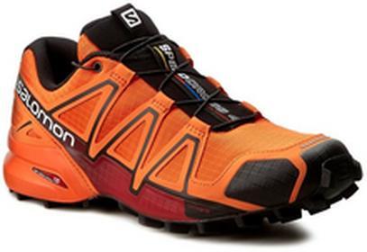 Salomon Speedcross 4 L39240100 pomarańczowy