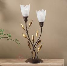 GL K Lampa stołowa CAMPANA kwiat