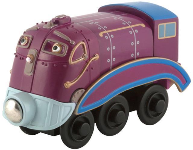Tomy Wooden Railway - Pociąg Speedy Mcalister LC56023