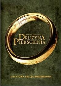Władca Pierścieni Drużyna Pierścienia Edycja Rozszerzona 2 DVD)
