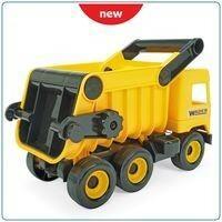Wader Middle Truck Wywrotka żółta w kartonie