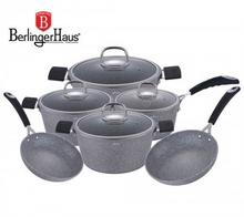 Berlinger Haus Gray stone touch BH-1170