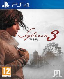 Premiera Syberia 3 PL PS4