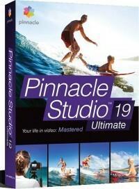 Pinnacle Studio 19 Ultimate (BOX)