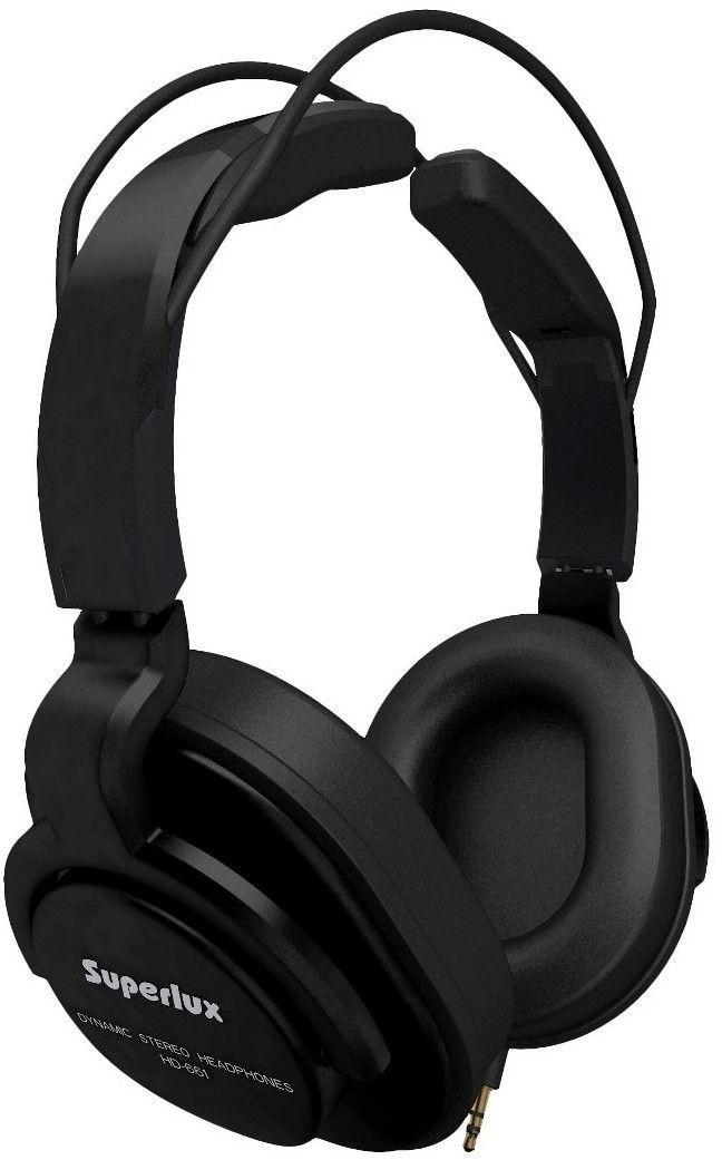 Superlux HD661 czarne