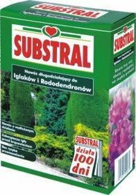 Substral Nawóz 100-dni Iglak Rododendron 1,0kg