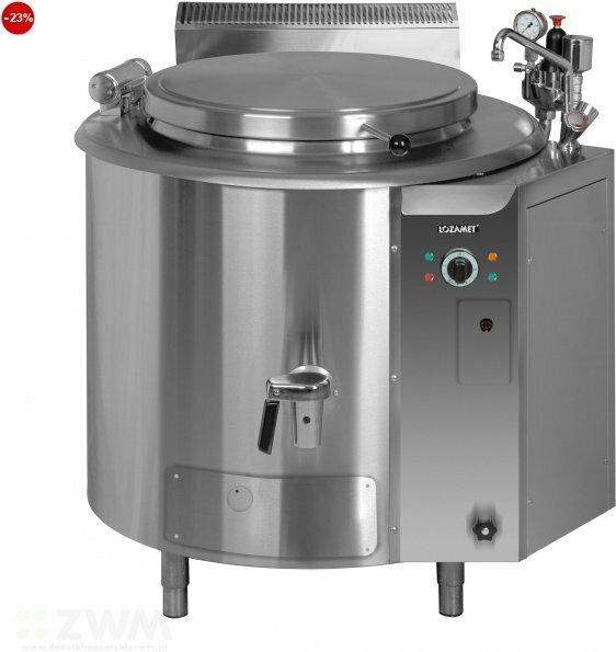 Lozamet Kocioł warzelny gazowy ( pojemność 150 l ) WKG WKG-150.9