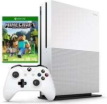 Microsoft Xbox One 1 TB Czarny + Minecraft + Rise of the Tomb Raider + Akcesoria