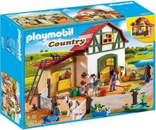Playmobil 6947 Country Duża stadnina koni Stajnia