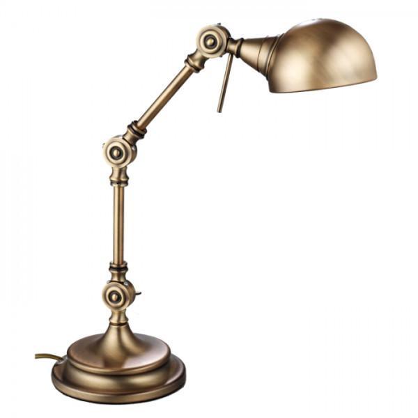 Spotlight Stojąca LAMPA stołowa KADINA 8470111 regulowana Lampka biurkowa IP20 m