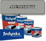 Opinie o Jedynka NEOKOR antykorozyjna Farba do metalu ALUMINIOWY 5L HAN08832
