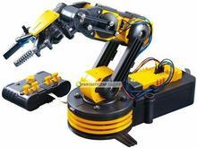 Buddy Toys Zestaw do konstrukcji sterowanego ramienia Robota BCR 10