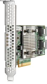 HPE HPE H240 12Gb 2-ports Int Smart Host Bus Adapter 726907-B21