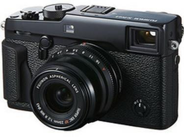 FujiX-Pro2 + XF 23mm czarny