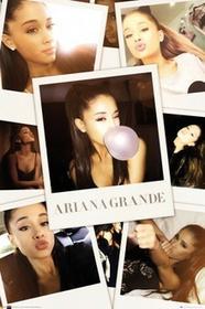 Ariana Grande Selfies Plakat
