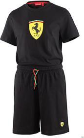 FERRARI F1 Zestaw dziecięcy Ferrari Summer Set - Black