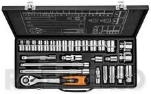 NEO-TOOLS luczy nasadowych NEO 08-677 1/2 i 3/8 cala 28 elementów)