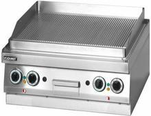 Lozamet Grill płytowy elektryczny (płyta podwójna ryflowana) (linia 650) LEG.620