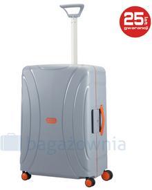 Samsonite AT by Średnia walizka AT LOCK'N'ROLL 66983 Szara - szary