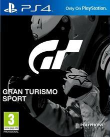 Gran Turismo Sports PS4