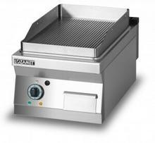 Lozamet Grill płytowy elektryczny - płyta ryflowana 400 mm L700.GPE400R