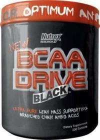 Nutrend BCAA Drive Black 200 kaps