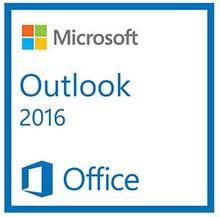 Microsoft Outlook 2016 Single OPEN 1 License No Level (543-06497)