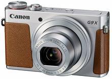 Canon PowerShot G9 X srebrny