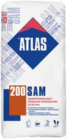 Atlas Samopoziomujący podkład podłogowy SAM 200 25kg 26900