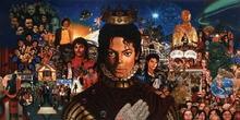 Michael Jackson (Michael) - Król Popu - Obraz, reprodukcja
