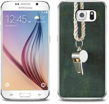 Etuo.pl Foto Case - Samsung Galaxy S6 - etui na telefon Foto Case - gwizdek ETSM172FOTOFT063000