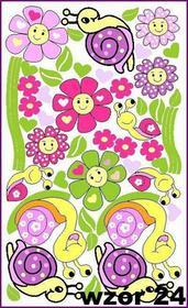 Naklejka ścienna kwiatuszki nr 24