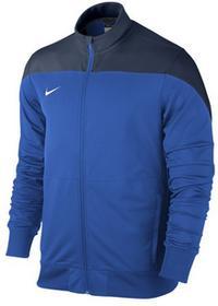 Nike Kurtka Squad Sideline Poly Jacket niebieska