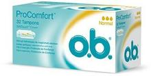 O.B. ProComfort Normal komfortowe tampony 32szt