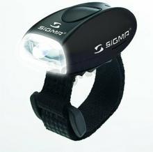 Sigma Sport lampa rowerowa przednia Micro czarna 17241