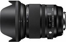 Sigma 24-105mm f/4 DG OS HSM różne mocowania