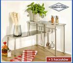 Wenko Narożna półka kuchenna. 2 poziomy 6C4