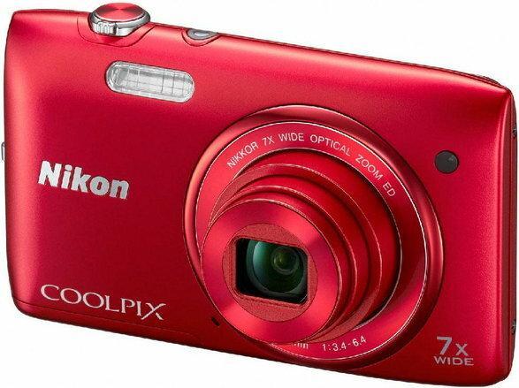 Nikon Coolpix S3400